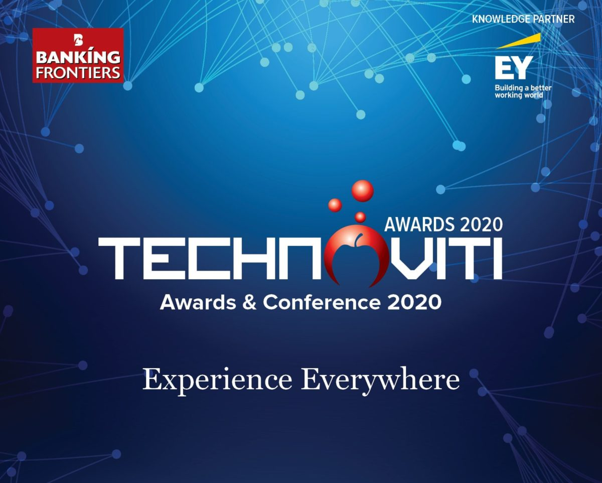 6th edition of the Banking Frontiers' Technoviti Conference and Award 2020